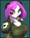 Army Pandagirl by ChaloDillo