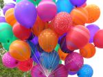 balloons by Elle128