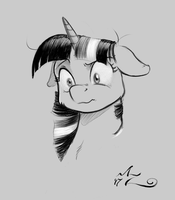 Daily Doodle 369 by Amarynceus