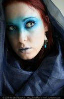 Blue Again XVII by fetishfaerie-stock