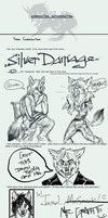 Silv Character Meme by Anuwolf