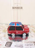 Classic Mini Cooper with Union Jack roof by StrawberryStory