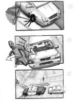 Car chase 2 by morganmcardle