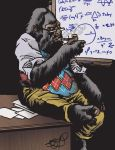 That's One Smart Gorilla by jdstanford