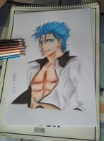 Grimmjow by Amer97