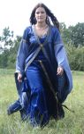 Larp: Lady elf by Iardacil-stock