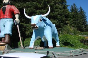 Blue Ox by Ozzyhelter