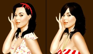 Wambie: KATY PERRY by ShadCarlos