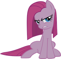 Angry Pie by MoongazePonies