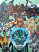 King of the Monsters by JWest89