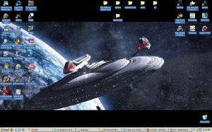Desktop updated by mrspock000