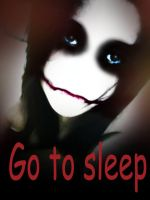 Go to sleep! by JinfanFay