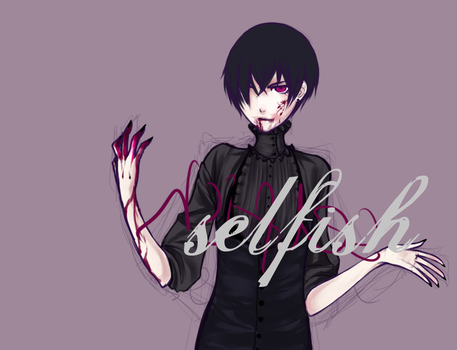 selfish by julie-from-july