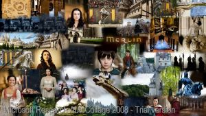Pierrefonds collage by MagicalyMade