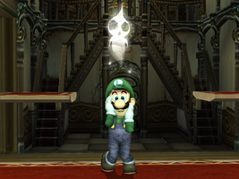 Brawl: Luigi's Mansion by Warrier1