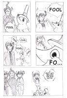 SE: Fan Comic: Fool by edogori