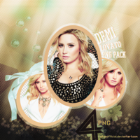 Png Pack (8) Demi Lovato by SilaEOfficial
