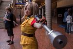 Casual Seras with the Harkonnen by Ssafloyd