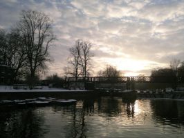 Cold Pink on the Cam II by BlastedFen