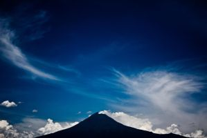 El Popocatepetl by tithta
