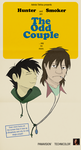 This Oddest of Odd Couples by FrankRT