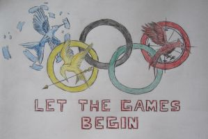Let the games begin by Annemarie-I