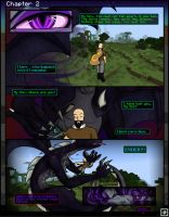 Minecraft: The Awakening Ch2-2 by TomBoy-Comics