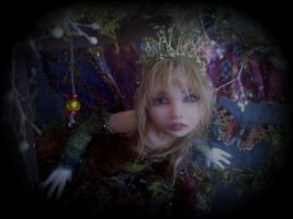 Lana The lantern fairy 2 by LindaJaneThomas