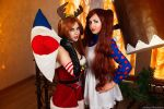 Ragdoll Poppy and Slay Belle Katarina by Oyuka
