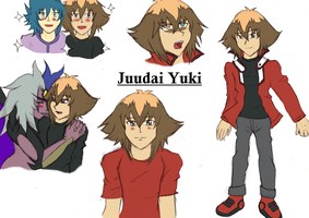 YSSWG Profile Juudai Yuki by Crystal-Dream