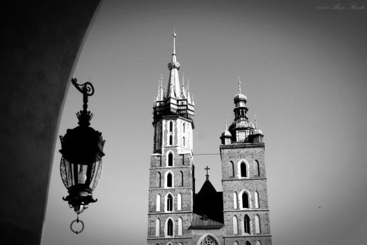 Cracow by Alshon