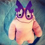 .Purple Pudger. by Kurashi