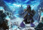 Battle in Icecrown by Angevere