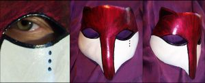 Poppet Mask by TormentedArtifacts
