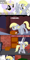 A Lesser-Known Tale of Dinky Hooves by Beavernator