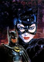 Batman Returns by ecofugal