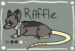 [CLOSED] Raffle #3 by Alisenokmice