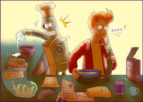 Baking Fun c: by MissusPatches