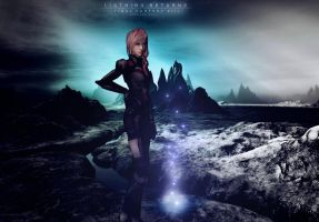 Final Fantasy XIII - Lightning Returns by LightFarron17