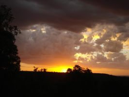 Perth Sunset2 16th Feb 2011 by AussieSheilaSunsets