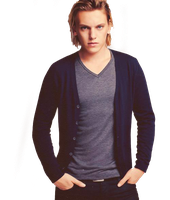 Jamie Campbell Bower png by IlseWayland