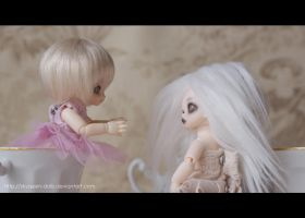 Curious by MySweetQueen-Dolls