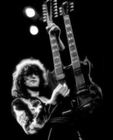 Jimmy Page by stradlinsappetite