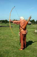 Iron Age Archer 1 by LPHogan