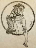 cyborg by TRACER70