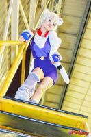 Ouka .Hack//twilight cosplay by MishiroMirage