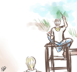 Gerita GIF -- Paint by aphin123
