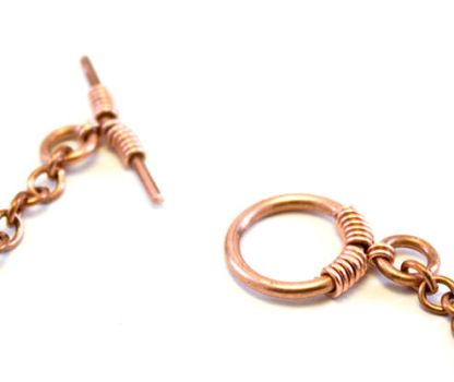 Bracelet Toggle Clasps by jupiter-storm