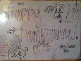 Happy Thanksgiving by kingking321