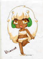 Whimsicott by DrossLoveYaoi